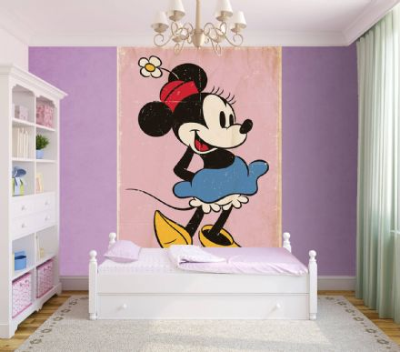 Photo wallpaper Disney Minnie Mouse